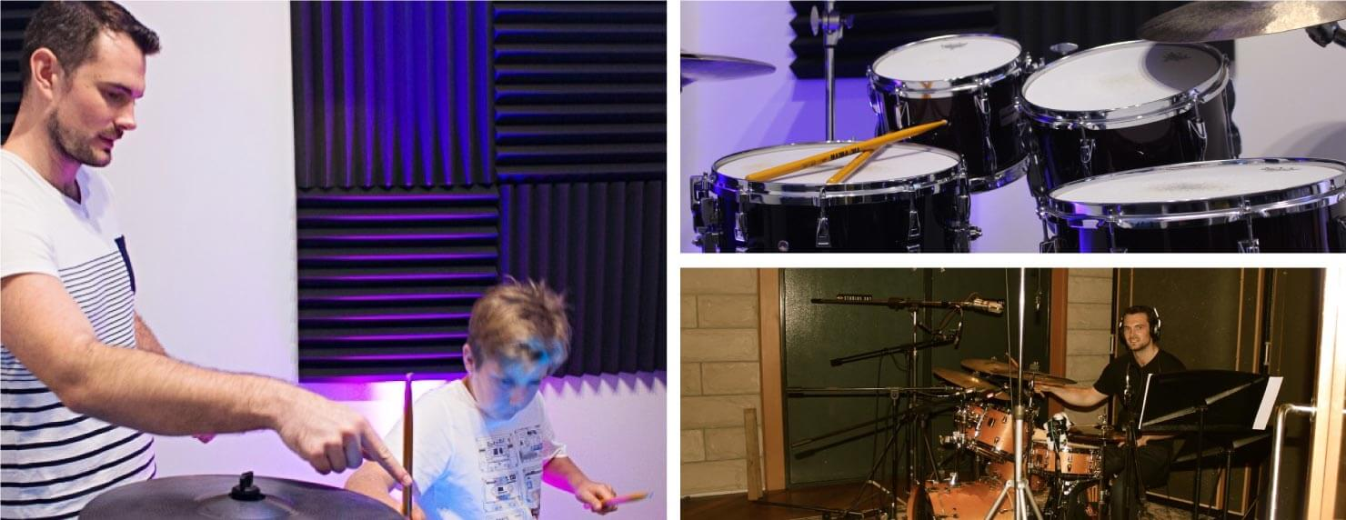 drum lessons on the northern beaches